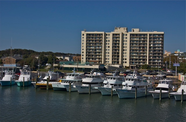 Pacific South Condos in Virginia Beach